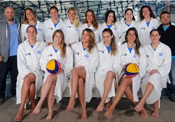 """NATIONAL WOMEN: Karpenision with China and the 'Thetis Cup """""""