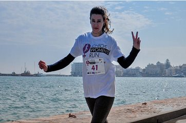 Chios Running Photo 1