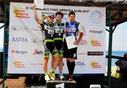 With the participation of 150 cyclists conducted the 3rd Round Cycling Sithonia
